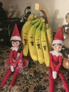 Elf On The Shelf - Ideas For Two!