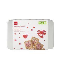 Bij HEMA vind je volop valentijnsdag traktaties: dat wordt smullen!