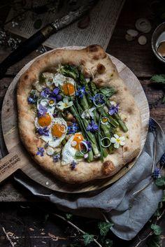 https://flic.kr/p/TDJ2y8   pizza con asparagi (9 di 1)   www.smilebeautyandmore.com/2017/04/pizza-con-asparagi-uov...