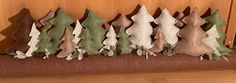 Christmas Decorations, Christmas Tree, Diy And Crafts, Color, Hand Towels, Feltro, Xmas, Teal Christmas Tree, Colour