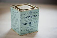 Beautiful Vintage Packaging