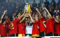 European championship winners 2012: Spain!!!
