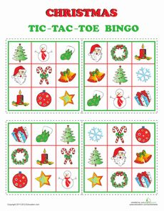 Christmas bingo is a festive and portable game that will get everyone in the seasonal spirit. Play Christmas bingo en route to your holiday vacation spot. Christmas Board Games, Christmas Bingo, Christmas Worksheets, Christmas Words, Christmas Party Games, Preschool Christmas, Christmas Activities, Family Christmas, Christmas Holidays