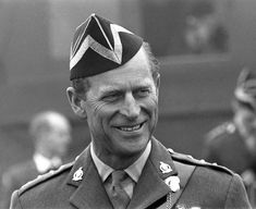 An poster sized print, approx (other products available) - Wearing his uniform as Colonel-in-chief, Prince Philip, The Duke of Edinburgh, is seen during his visit to the Queen& Royal Irish Hussars - Image supplied by PA Images - Poster printed in the USA Young Prince Philip, Prince Phillip, Prince Charles, Edinburgh, Elisabeth Ii, British Royal Families, Rare Pictures, Saint George, National Photography