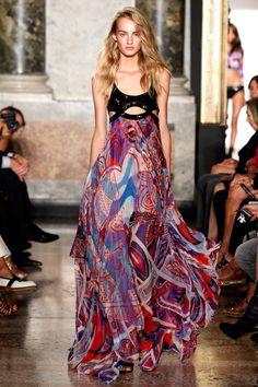 eaad9c0f5b5 Milan Fashion Week  Emilio Pucci Spring 2014