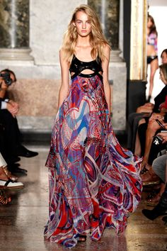 Emilio Pucci Spring 2014 RTW - Runway Photos - Fashion Week - Runway, Fashion Shows and Collections - Vogue