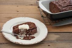 Chocolate & Zucchini Cake: One of the first food blogs I ever discovered was Chocolate & Zucchini by my lovely Parisian mate Clotilde. I'm still a huge fan and I just love the idea of combining two seemingly opposite ingredients to make a cake that ticks all the right boxes.  I've used pure stevia powder to sweeten but see the variations below if you'd prefer to use something else.