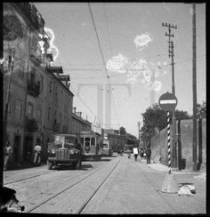 Abril 2013 - Bic Laranja Paths, Rio, Street View, History, Buildings, Times, 1950s, Old Pictures, City