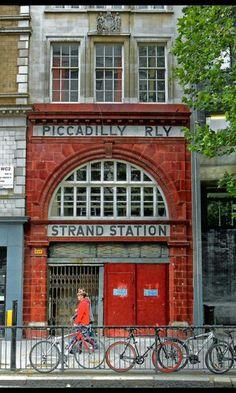 Estación.Londres.
