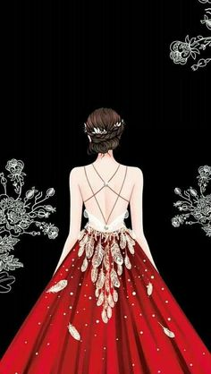 Wall Paper Flowers Desenho 46 New Ideas Chibi Manga, Tmblr Girl, Arte Fashion, Cute Girl Wallpaper, Beautiful Anime Girl, Illustration Girl, Anime Art Girl, Girl Cartoon, Cute Drawings