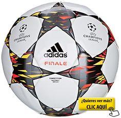 Adidas Finale 14 -Balón de fútbol de la...  balon  futbol bd20b9af506f0