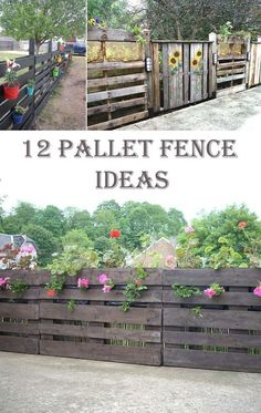 If you are looking for Diy Projects Pallet Fence Design Ideas, You come to the right place. Below are the Diy Projects Pallet Fence Design Ideas. Patio Fence, Front Yard Fence, Diy Fence, Fence Landscaping, Backyard Fences, Garden Fencing, Backyard Projects, Easy Projects, Backyard Ideas