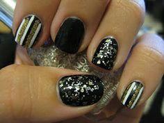 Pretty LIttle Bottles: UCF nails