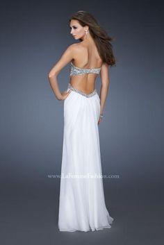 La Femme 18513 at Prom Dress Shop   Prom Dresses   2013 Champagne ...