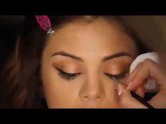 Selena Gomez - Revival Tour Makeup (Tutorial) - YouTube