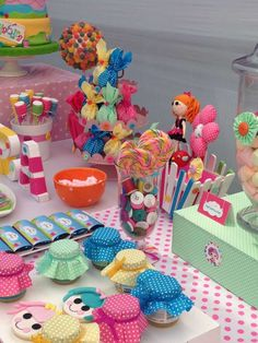 LalaLoopsy Birthday Party Ideas   Photo 1 of 44   Catch My Party