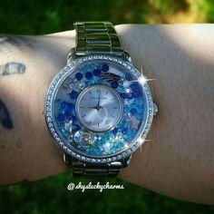 The new charm watch!  So gorgeous Sandra.thomas.origamiowl.com