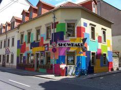 Umělecká čtvrť Neustadt | foto © drazdany.info