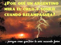 Los mejores chistes sobre el saludable gran ego de los argentinos