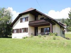 Ski Chalet/Summer Holiday Home In Historic, Alpine Village   - 4 local ski areas