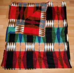 large vintage blanket from our vintage blankets collection 2014