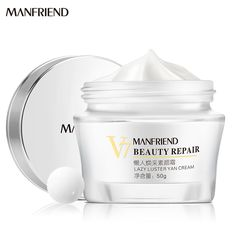 Face Hyaluronic Acid Whitening Skin Care Moisturizing Anti-Wrinkle Concealer Relieve Dry Rough Skin Brighten Beauty Day Cream