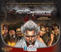 Agents of SMERSH | Board Game | BoardGameGeek