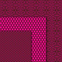 Download Digital Paper Pack Retro & Vintage Bright Pink On Brown Online | Gidget Designs