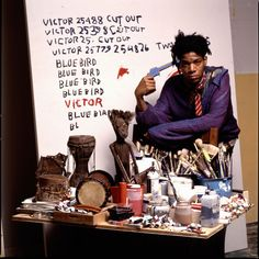 Jean-Michel Basquiat -> The Radiant Child Jean Michel Basquiat Art, Jm Basquiat, Robert Rauschenberg, Andy Warhol, Art Fou, Radiant Child, Pop Art, Atelier D Art, New York Art