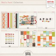 Walt's Park Collection