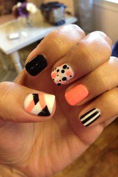 2015 Lovely Summer Nail Art Ideas