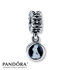 Pandora Virgo Cameo Dangle Charm