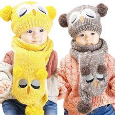 $4.92 (Buy here: https://alitems.com/g/1e8d114494ebda23ff8b16525dc3e8/?i=5&ulp=https%3A%2F%2Fwww.aliexpress.com%2Fitem%2FUnisex-Winter-Baby-Hat-Scaf-Set-Cute-Owl-Crochet-Knitted-Beanie-Caps-for-Infant-Boys-Girls%2F32773242866.html ) Unisex Winter Baby Hat Scaf Set Cute Owl Crochet Knitted Beanie Caps for Infant Boys Girls Children Kids Neck Warmer Scarf Sets for just $4.92