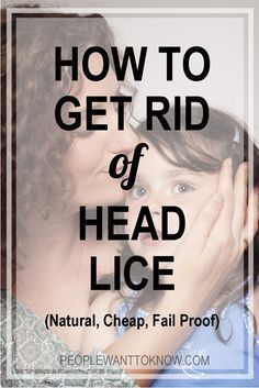 how to get rid of lice with coke