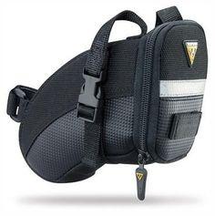 Aero Wedge Pack (Small w/Strap)