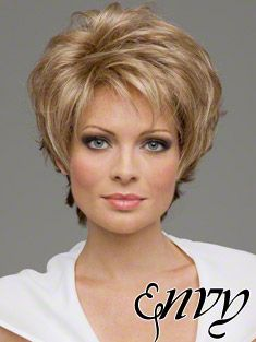 Micki by Envy | Wigs.com - The Wig Experts... I like the style for a hair cut