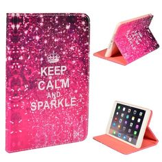 Computer & Office Tablets & E-books Case 2019 Hot Resin Pu Leather Stand Case For Apple Ipad Mini 1 2 3 Slim Smart Wake/sleep Cover For Ipad Mini 123 7.9 Inch+film+pen We Take Customers As Our Gods