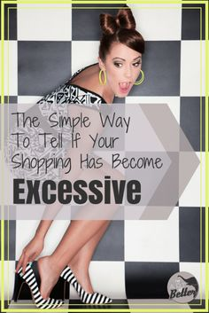 Love of shopping can be a slippery slope! Click now to learn how to tell if your shopping has become excessive and how to reel it back in if needed! Make Money Fast, Make Money From Home, Make Money Online, Stress Relief Tips, Self Improvement Tips, Free Training, To Tell, Simple Way, Saving Money