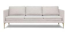 Triplo Milkyway Ivory Sofa