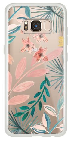 Casetify Galaxy Classic Snap Case - Spring by Chloe Hall