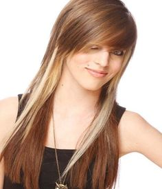Sensational Cute And Stylish Haircuts For Teenage Girls Fashion Style Hairstyles For Men Maxibearus