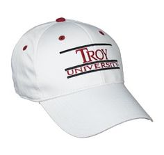 Troy Snapback College Bar Hats by The Game