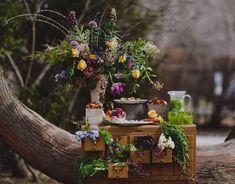 Vegetables Table.Flowers. Fruits. Decor. Spring Wedding. #desserttable Peter Rabbit Inspiration