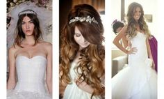 Beautiful Ombre Bridal Hair: Stand-Out Wedding Style