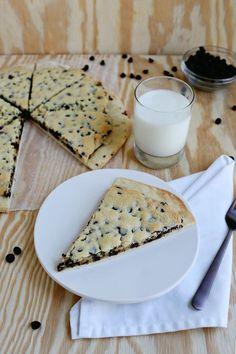 Chocolate Chip Pizza | A Beautiful Mess | Bloglovin'