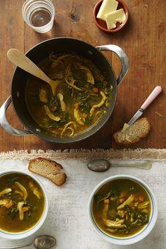 I Quit Sugar - One-pot Kung-Flu-Fighting Chicken Soup recipe