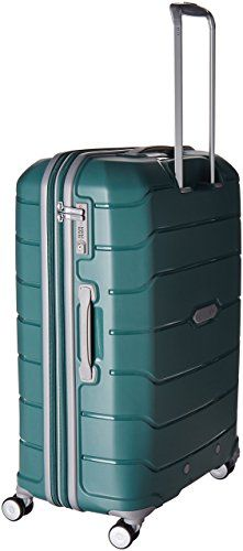 Amazon.com | Samsonite Freeform Hardside Spinner 28, White | Suitcases