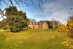 Little Highfield is the right hand wing of this pretty farm house