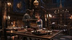 'Beauty and the Beast': Why the Backstory of Belle's Mother Is Revealed  THR breaks down the key flashback in the new film and how a new song lets that moment last forever.  read more
