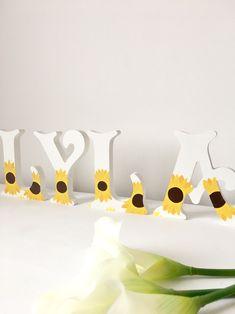Sweetest nursery decor on the block! Fit for a prince or princess. Sunflower Nursery, Sunflower Room, Sunflower Baby Showers, Nursery Themes, Nursery Ideas, Nursery Decor, Room Ideas, Baby Bedroom, Baby Room Decor